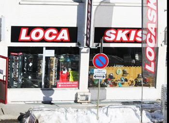 Magasin Ski Saint Lary